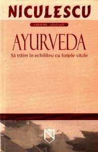 Ayurveda - carte ezoterică în regim de anticariat